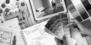 Digital Interior Architecture Services